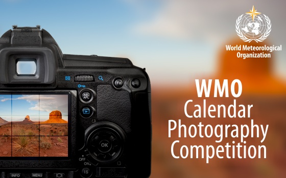 WMO Calendar Photography Competition