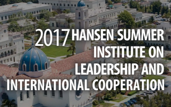 Hansen Summer Institute on Leadership and International Cooperation