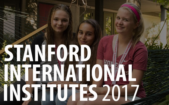Stanford International Institutes 2017