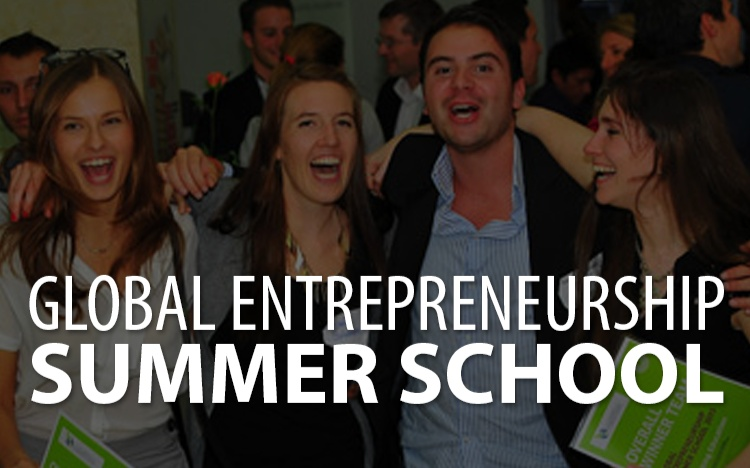 Global Entrepreneurship Summer School 2017