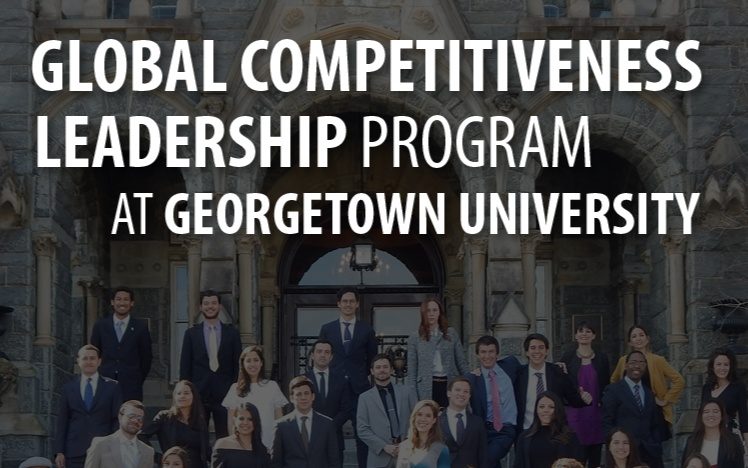 Global Competitiveness Leadership Program