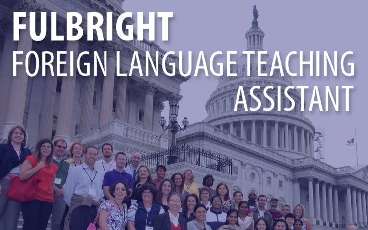 Fulbright Foreign Language Teaching Assistant (FLTA)