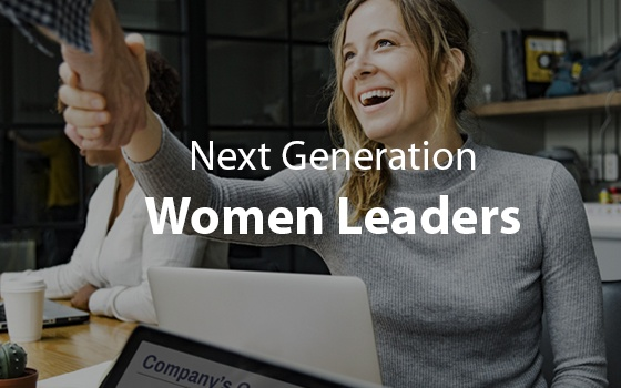 Next Generation Women Leaders Award