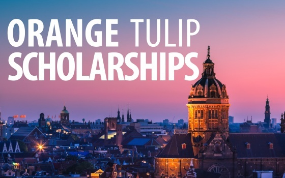 Orange Tulip Scholarship 2019