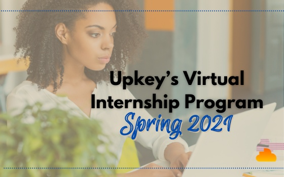 Upkey's Virtual Internship Program Spring 2021